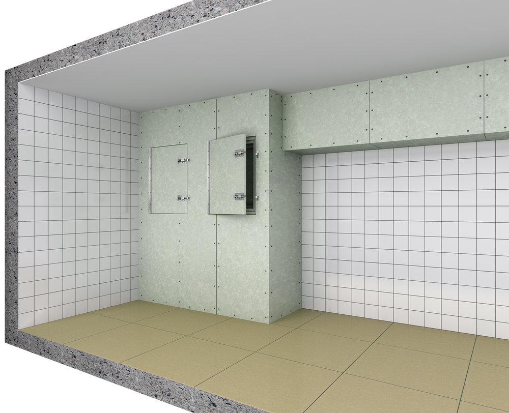 Building Services Enclosures