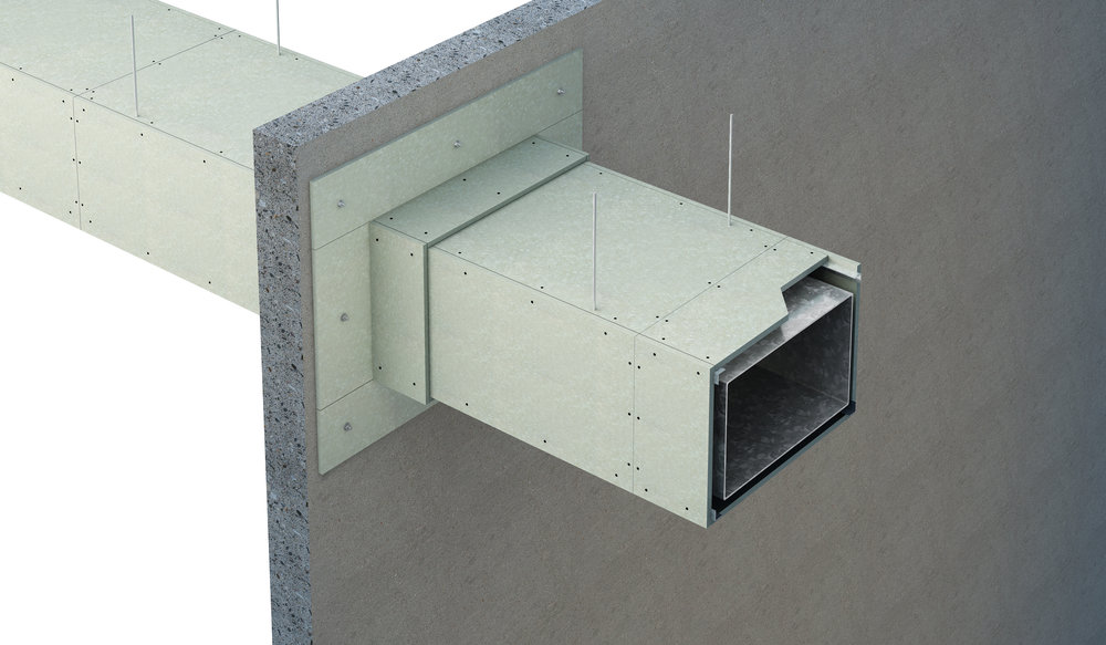 Ventilation & Smoke Ducts
