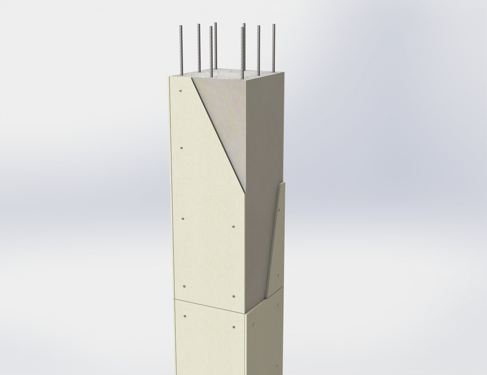 Asse Column without top hat section step 1 B.JPG
