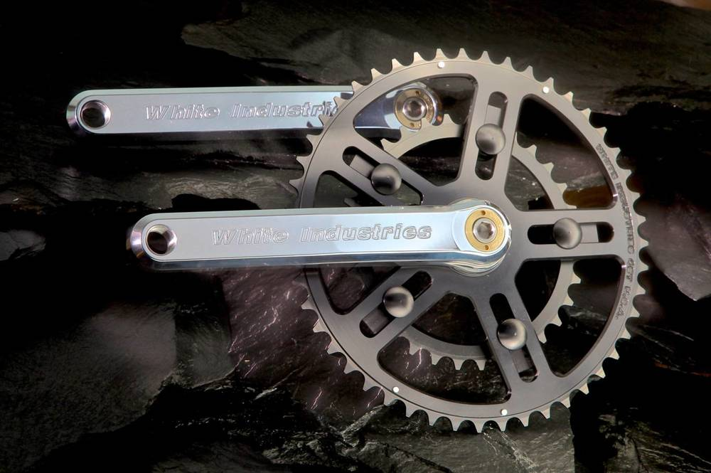 Square Taper Road Cranks