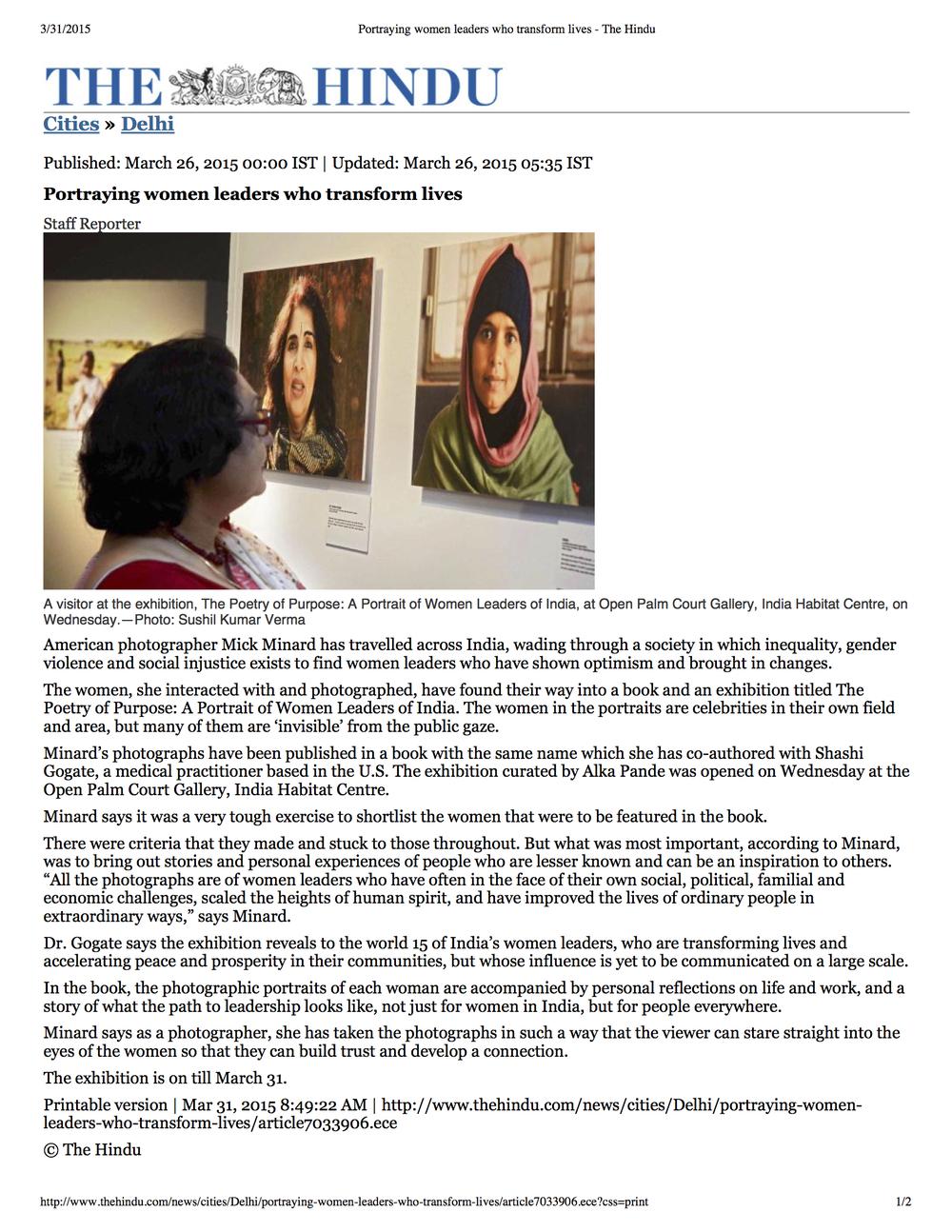 Portraying women leaders...sform lives - PRINT The Hindu.jpg