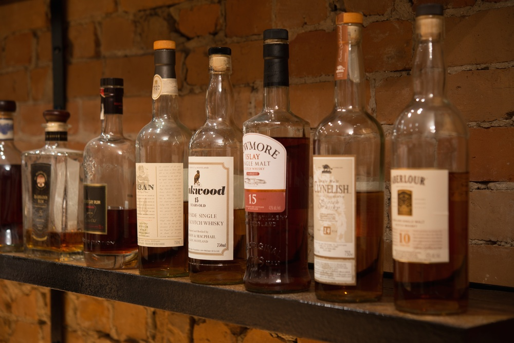 Beau Over 100 Specially Selected Whiskies Reviewed