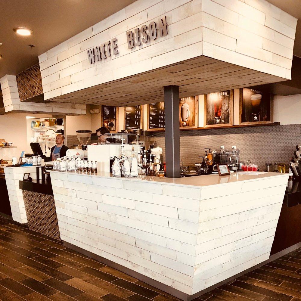 WHITE BISON -