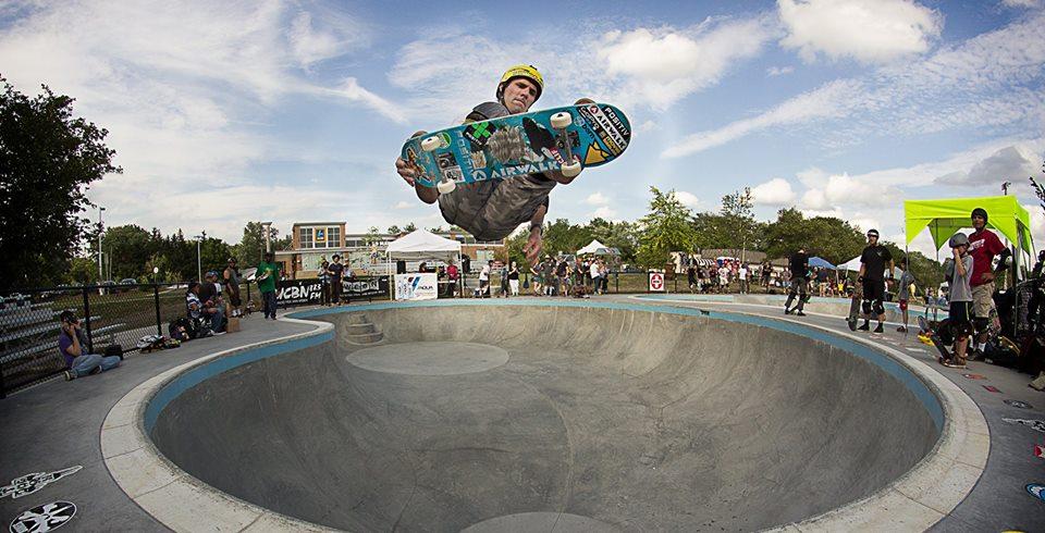 Andy MacDonald @ a2skatepark