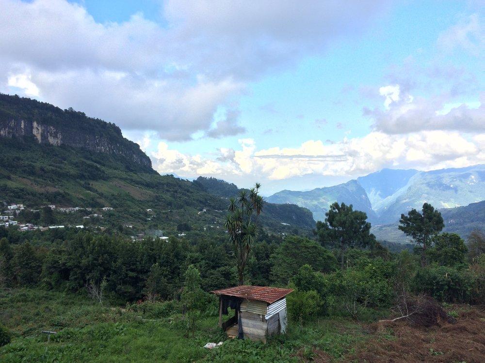 Mountains of Chiapas