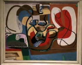 Le Corbusier, Kaksi naista, 1939