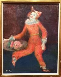Ester Helenius, Harlekiini ja ruusu