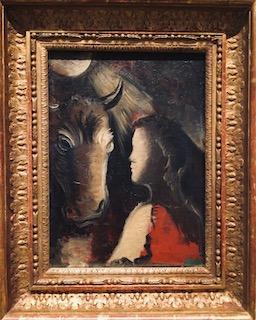 Amédée de la Patellière: Tyttö ja lehmä