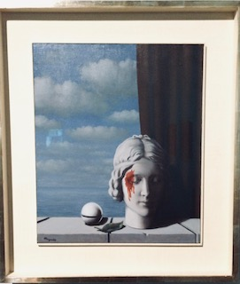 Magritte: Muisti