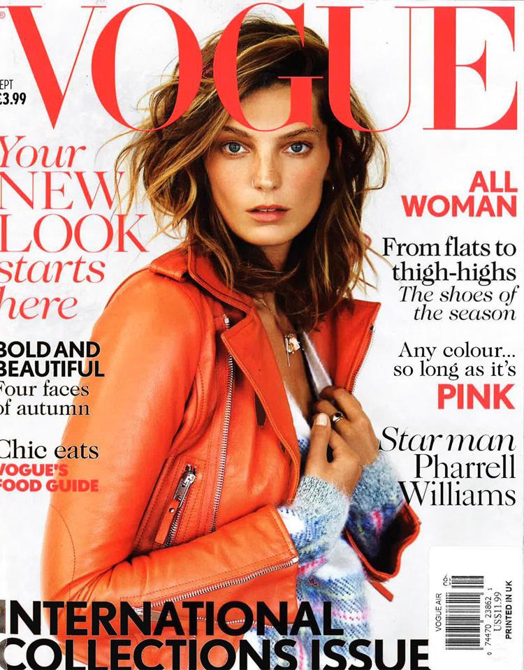 Vogue UK — SILKSTONE