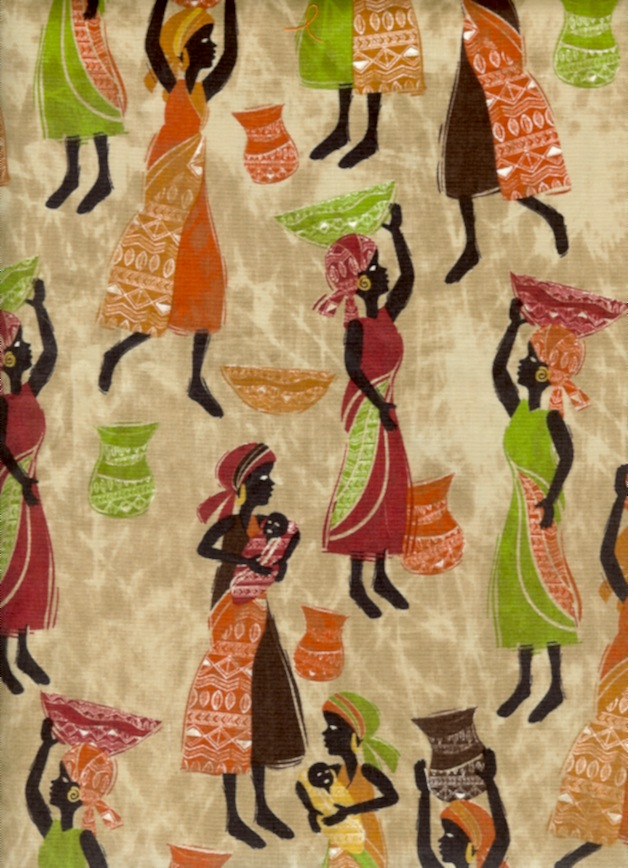 Jo-ann's Fabric and Craft Store Ethnic print