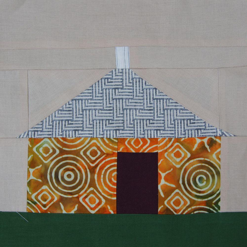 African Village Hut 3