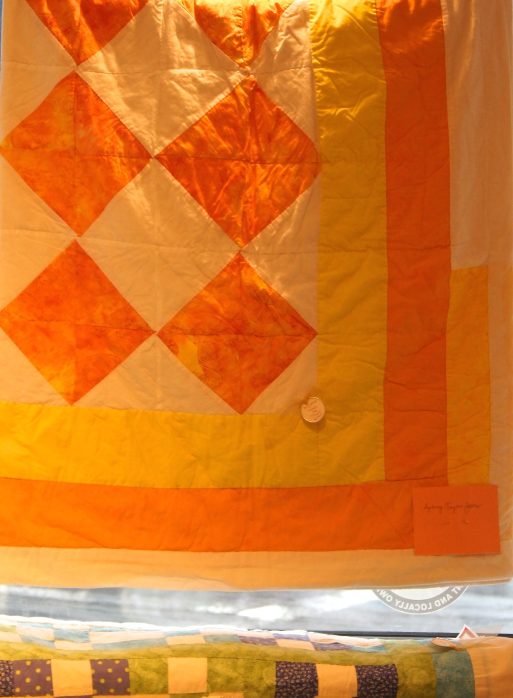 JPKS Joyce Adams Diamonds Yellow and Orange 10-14.jpg