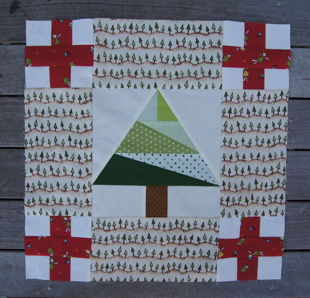Quilt European Christmas Star.jpg
