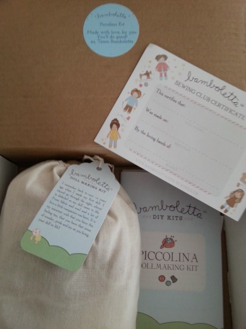 A Piccolina Girl Kit