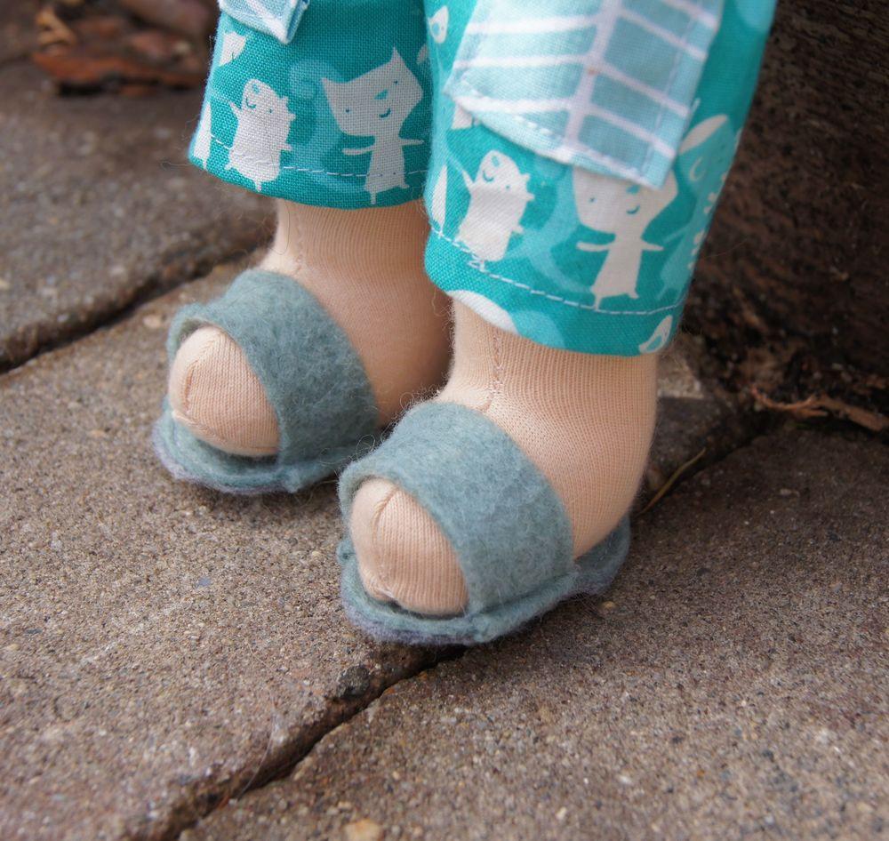 Doll Boy Doll's sandals.jpg
