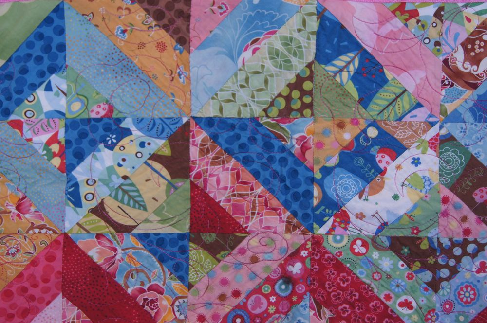 Quilt mending cat in trees front wider view.jpg