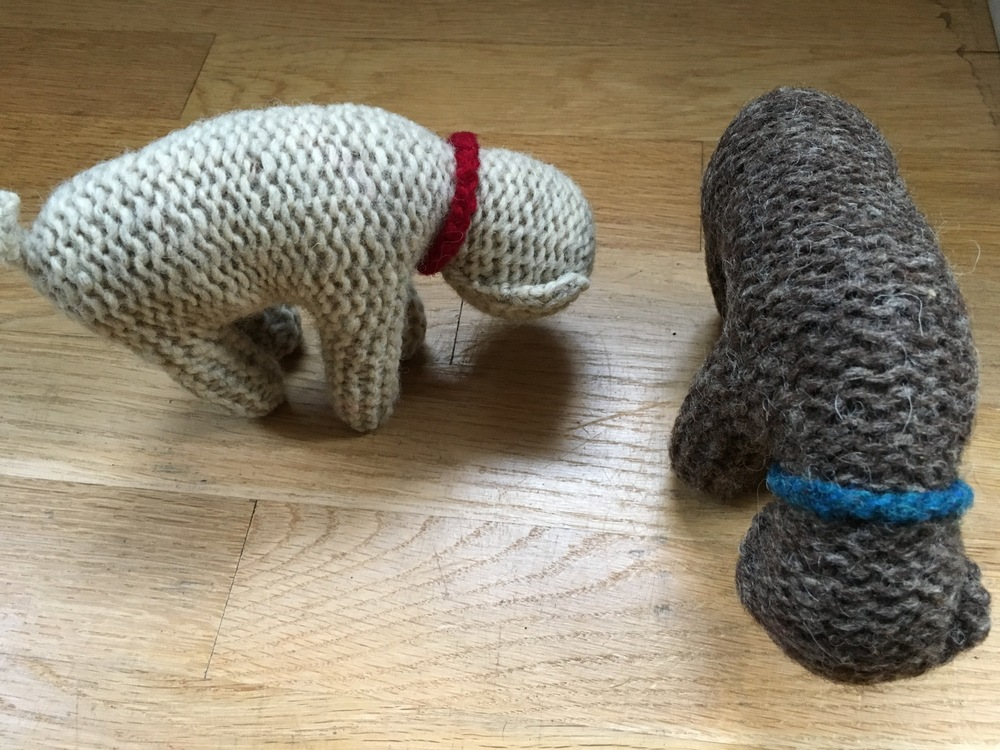 Christmas knitted sheep.jpg