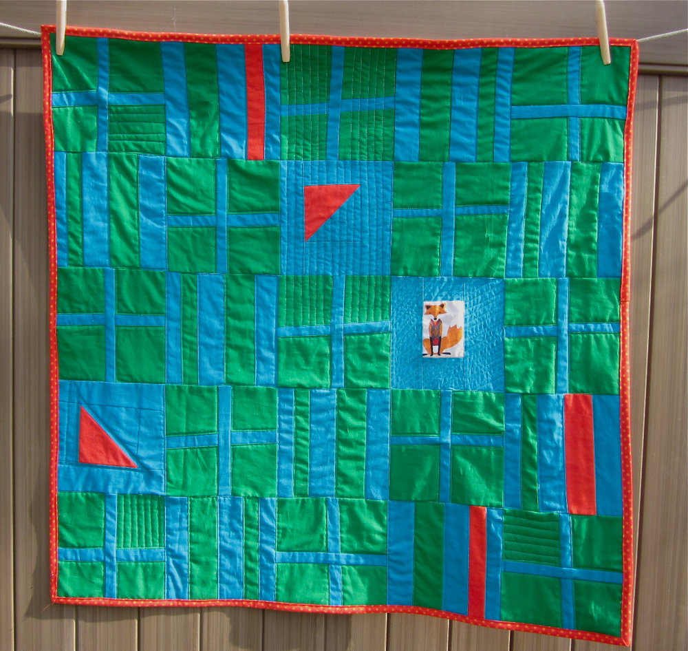 Quilts Crosses and Losses with Fox .jpg