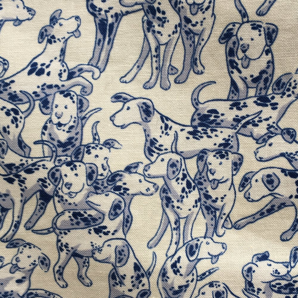 """Firehouse Friends"" by Alexander Henry Fabrics Collection, copyright 2006"