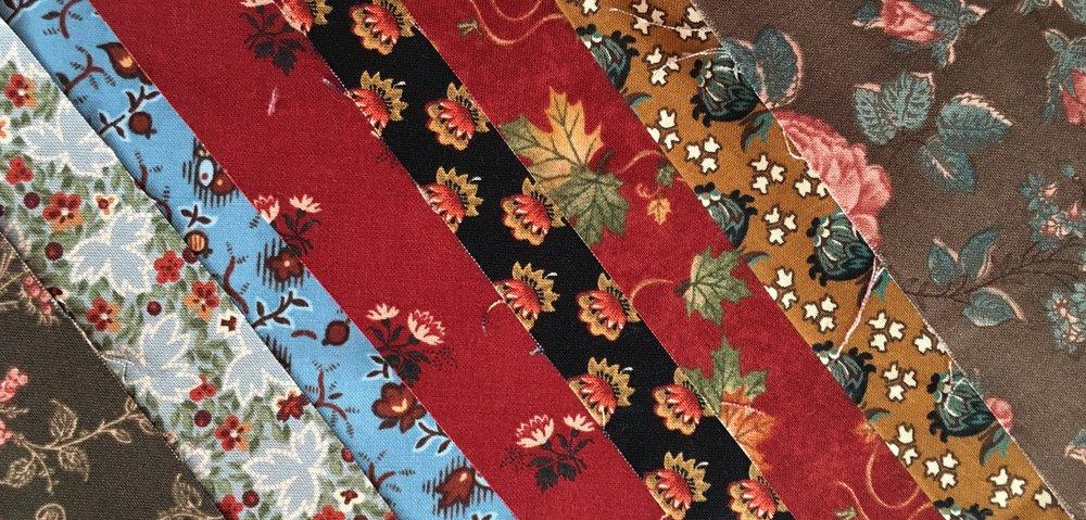 Challenge fabrics