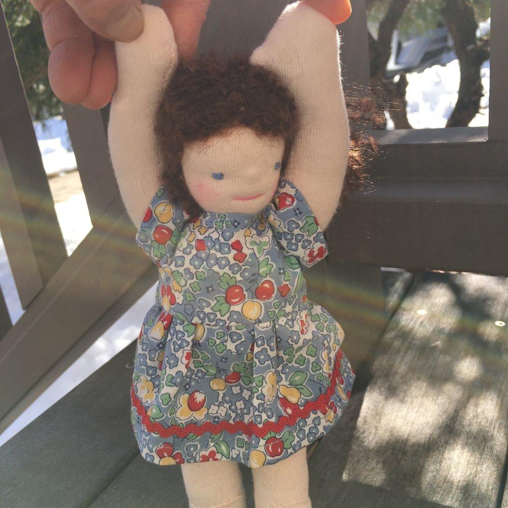 9 inch Classic Waldorf Doll