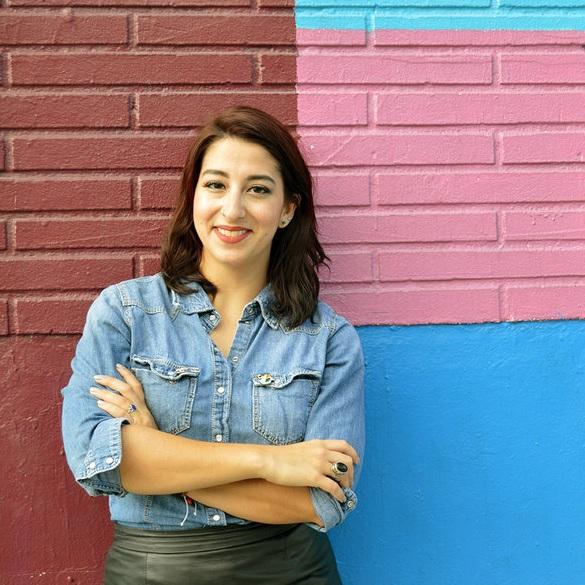 Tina Dominguez   @tina_vision