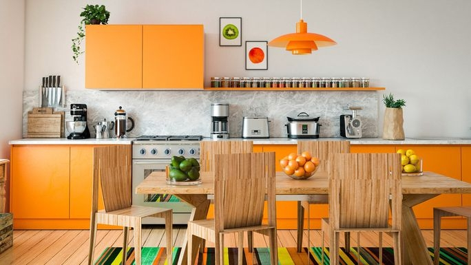 Add Color To your Kitchen - Realtor.com