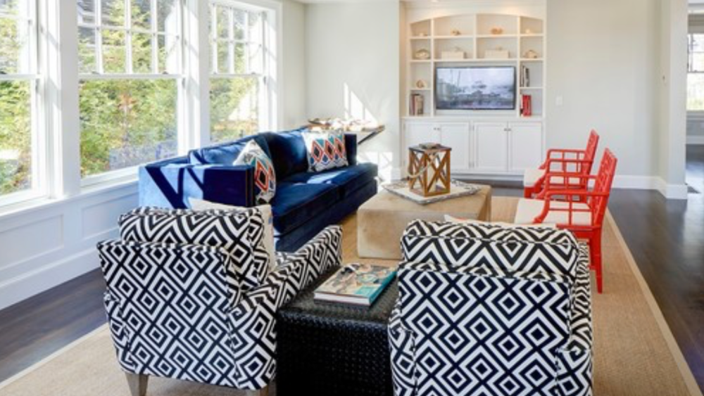 Red, White and BLue Chic - Realtor.com