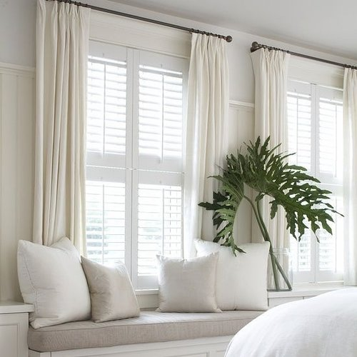 Blinds, Shades & Plantation Shutters — Curtains, Blinds & Bath