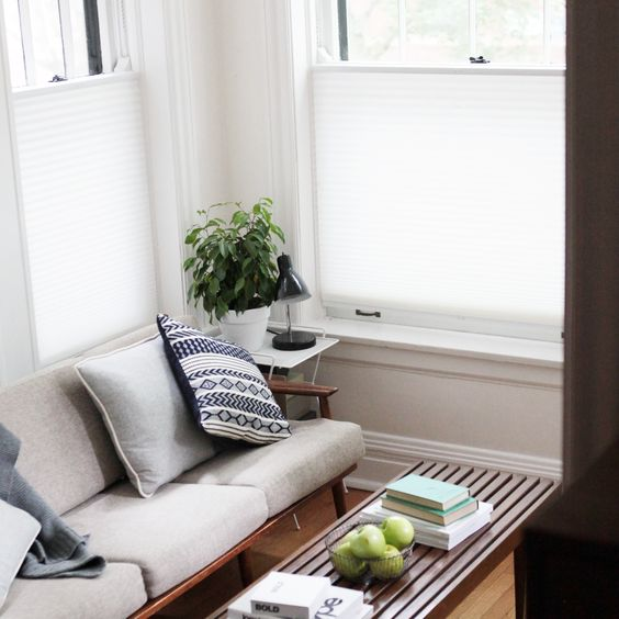 Cellular Shades - Curtains, Blinds & Bath