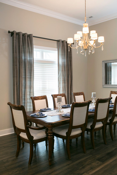 Foster Home - Dining Room