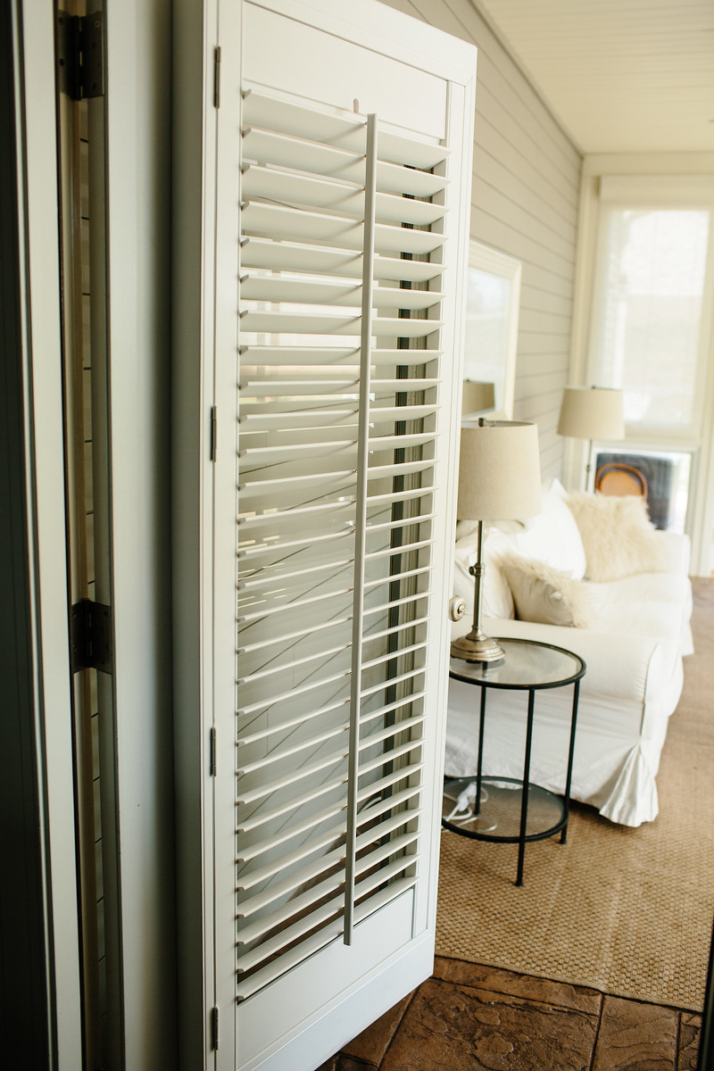 Hughes Home - Plantation Shutters