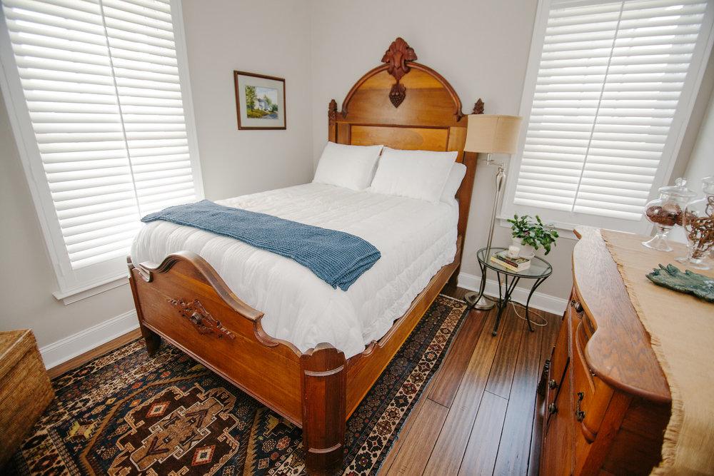 Hughes Home - Bedroom