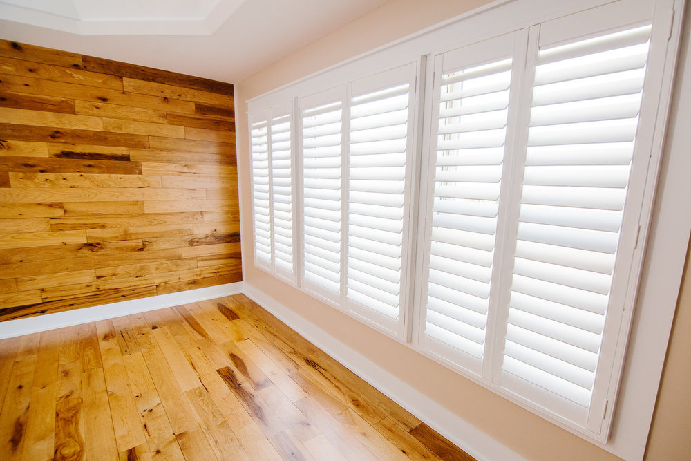 Chieppa Home - Plantation Shutters