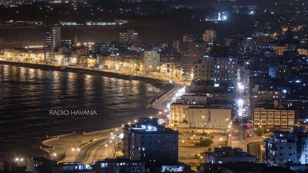 Radio Havana TIME-LAPSE FILM