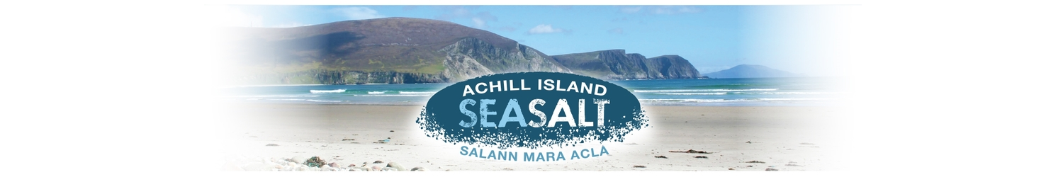Achill Island Sea Salt