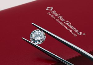 Each Red Box Diamond from Rogers & Co. Fine Jewelry and Design is hand-selected and properly identified so you can trade up for a higher priced diamond at a later date.