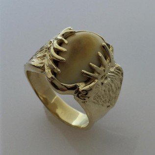 Elk Ivory — Rogers & CO. fine jewelry and design | Missoula, MT