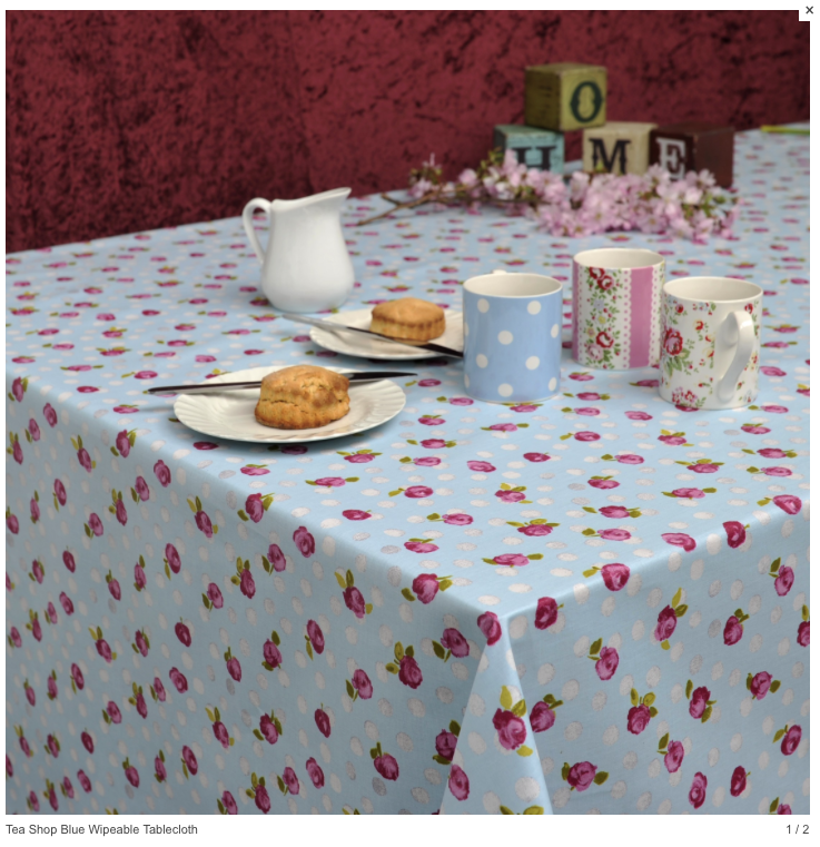 http://www.franclaire.co.uk/tea-shop-wipeable-blue-vcintage-style-tablecloth.html