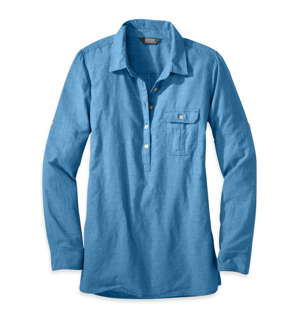 Women's Coralie Shirt Cornflower.jpg