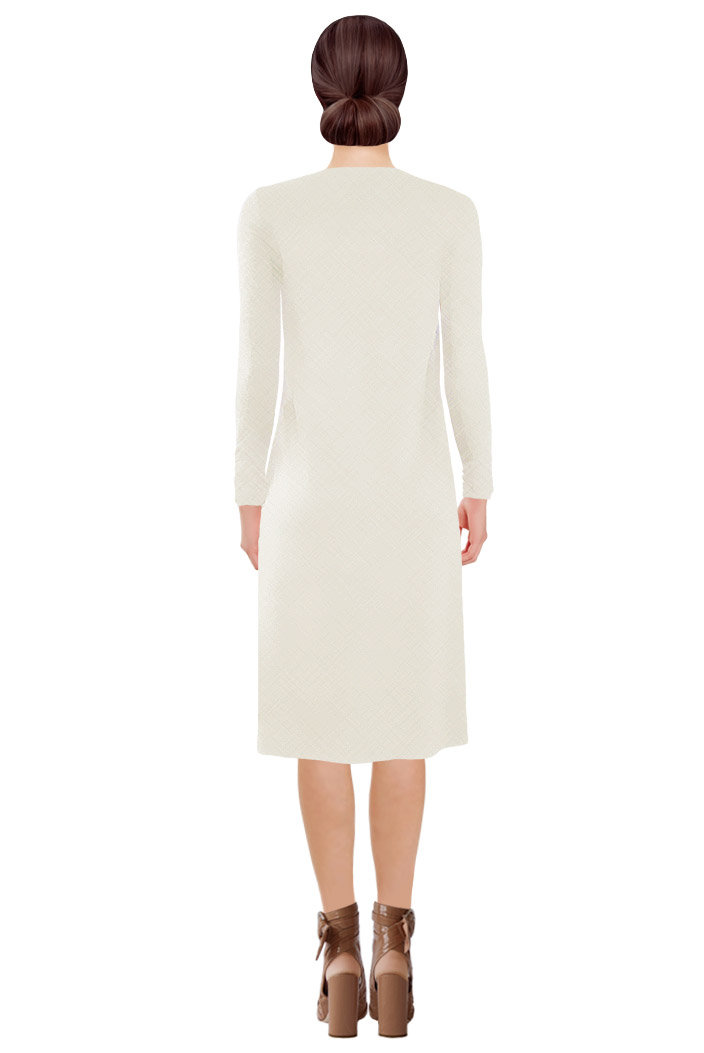 Emerge Dress Off-White Back.jpg