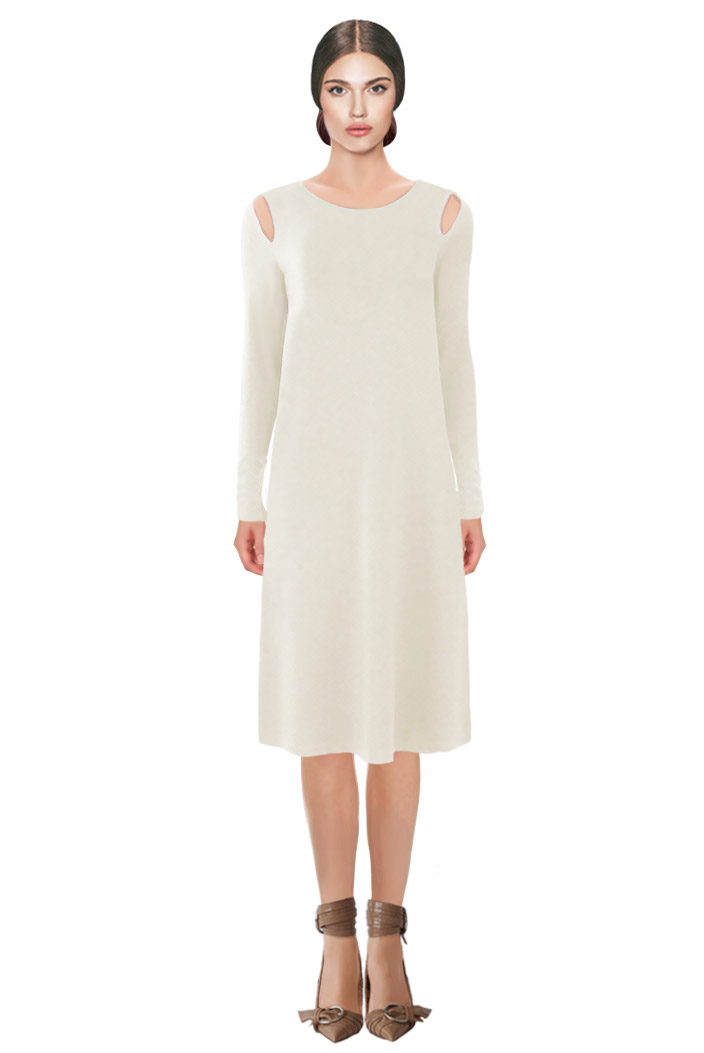 Peek Dress Off-White.jpg