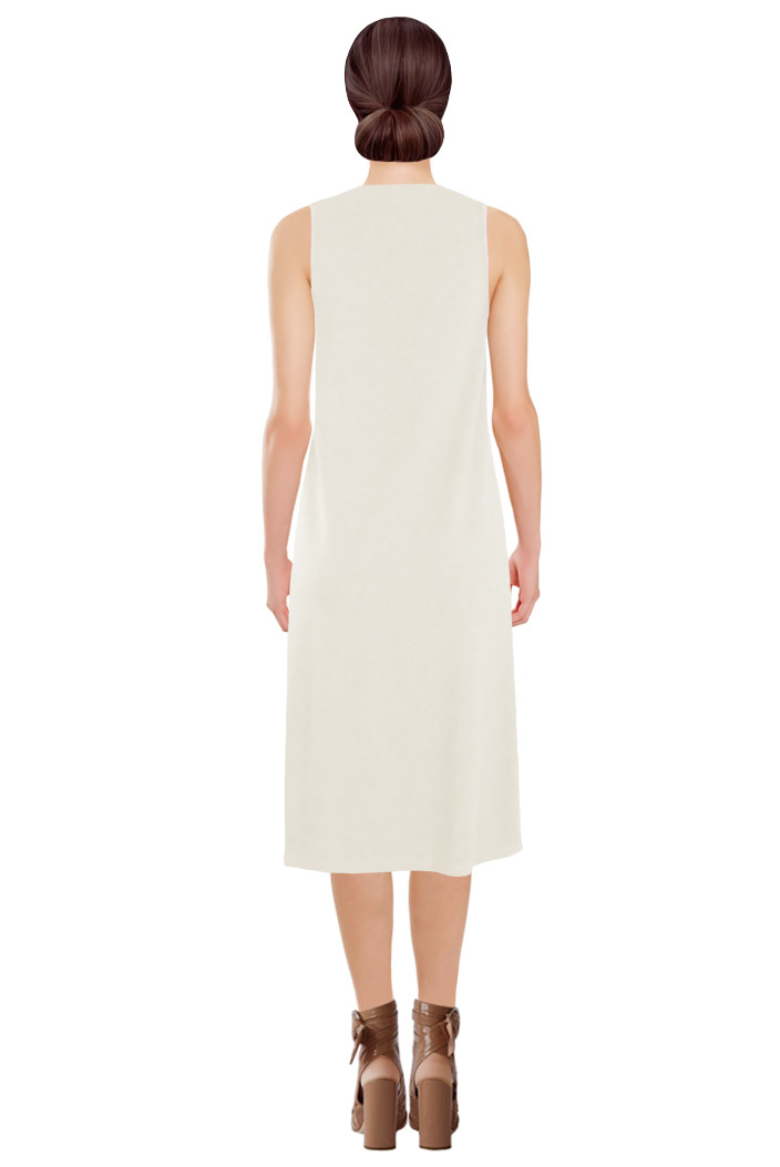 Reveal Dress Off-White Back.jpg