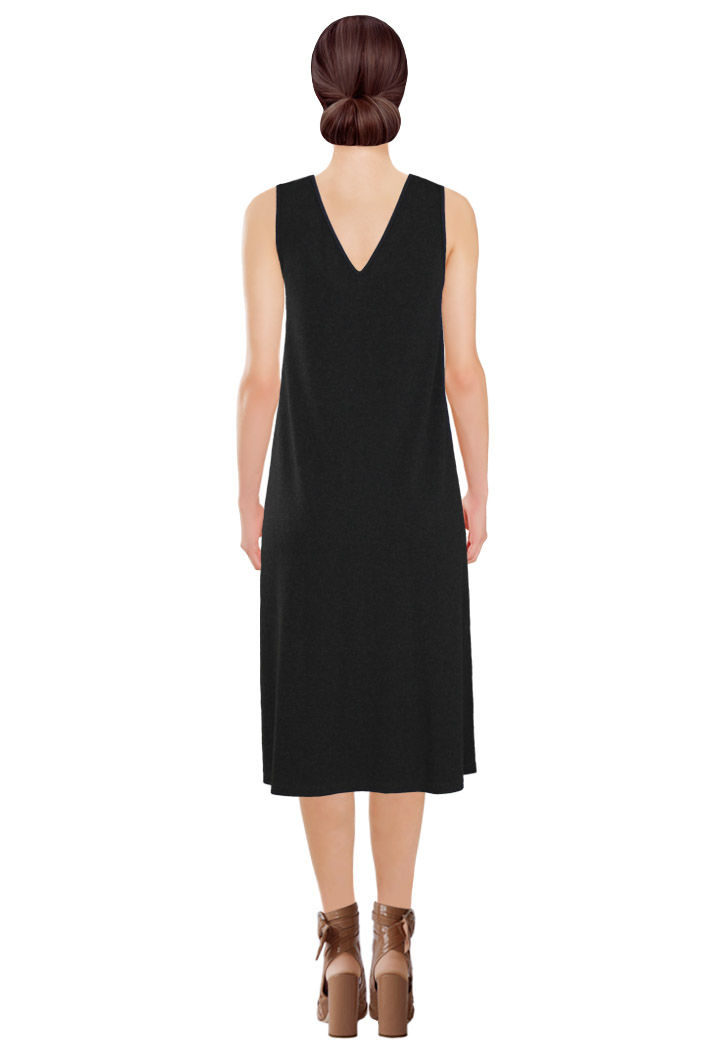 Quiver Dress Black Back.jpg