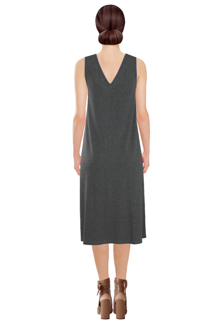 Quiver Dress Grey Back.jpg