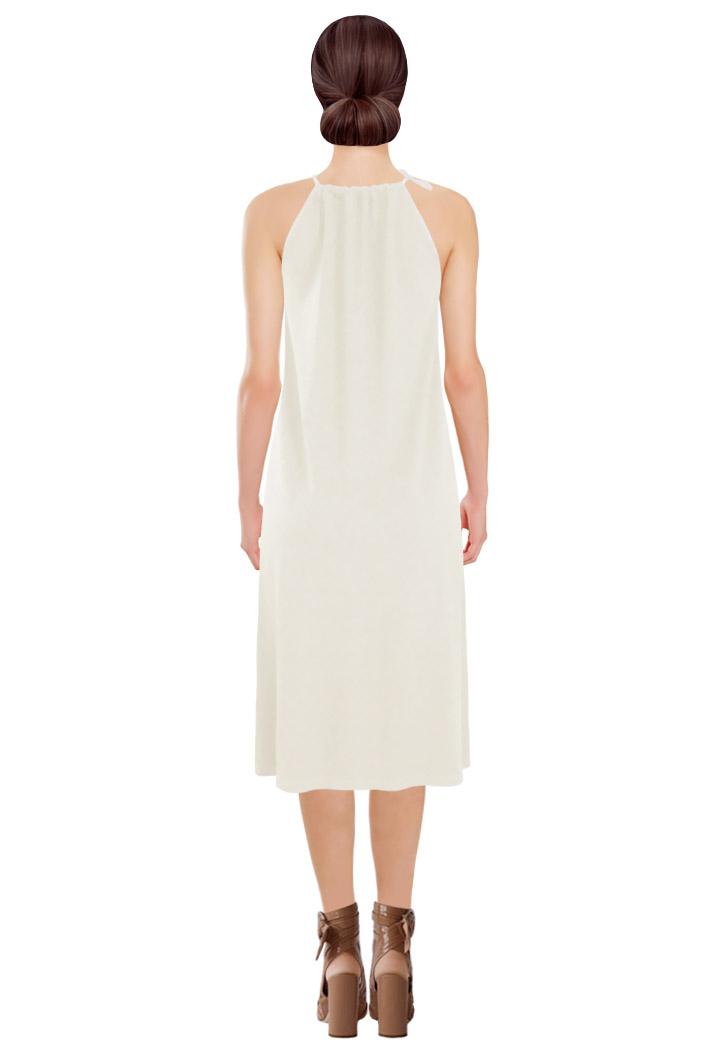 Tied Dress Off-White Back.jpg