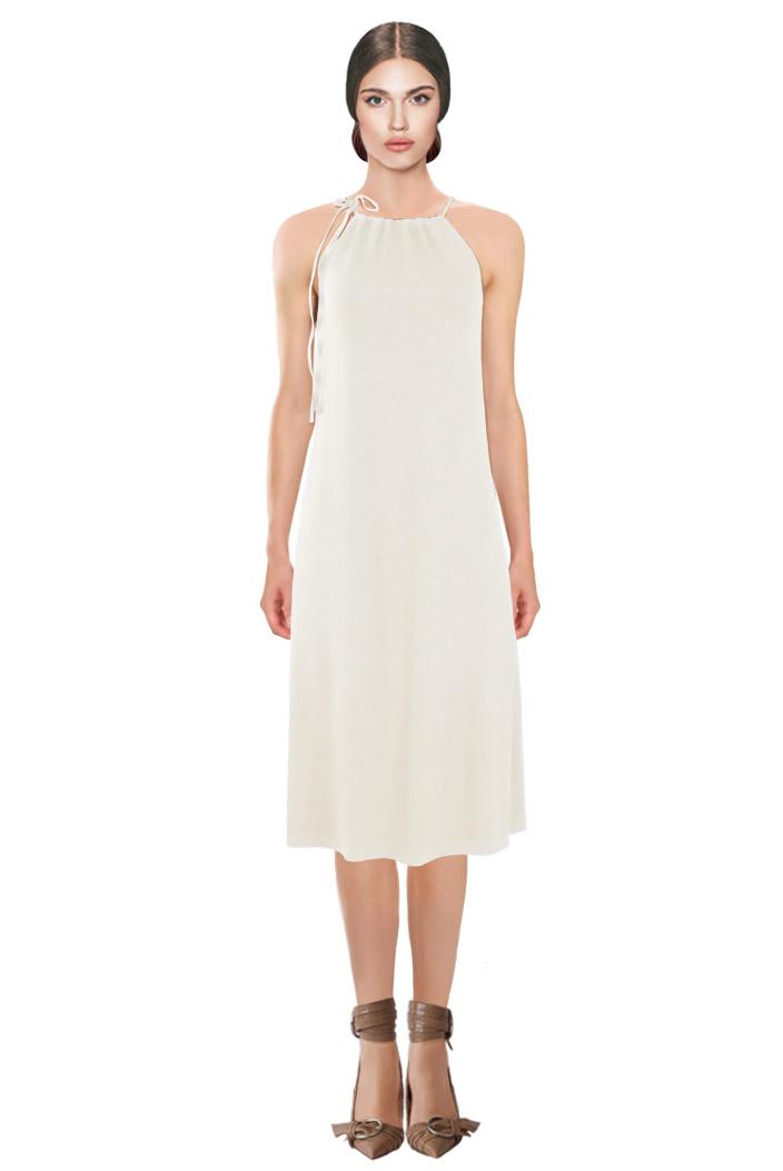 Tied Dress Off-White.jpg