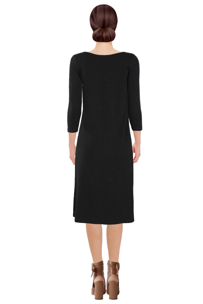Unleash Dress Black Back.jpg