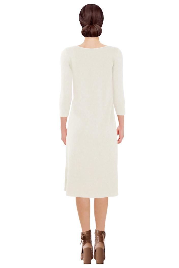 Unleash Dress Off-White Back.jpg